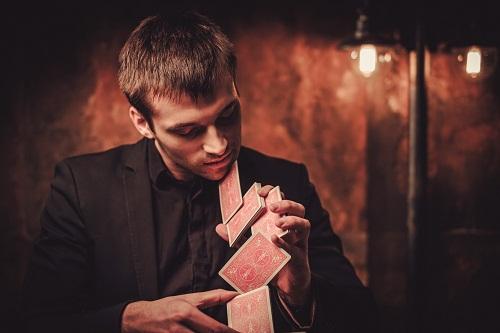 un magicien mariage Paris